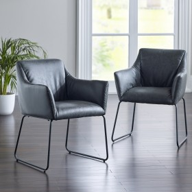 Sodra Dining Chair - Black (Pair)