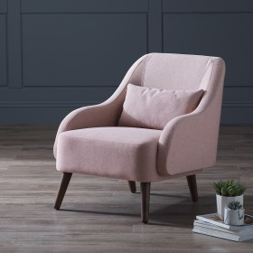 Flena Armchair - Pink