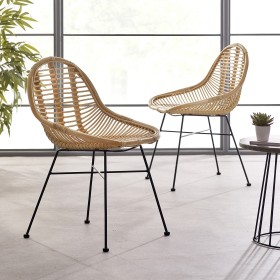 Storan Dining Chair (Pair)