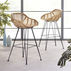 Bodan Bar Stool (Pair)