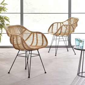 Bodan Dining Chair (Pair)