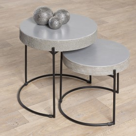 Irea Nested Round Tables