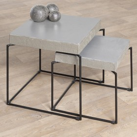 Irea Nested Square Tables