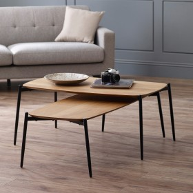 Tana Oak Nest Coffee Tables
