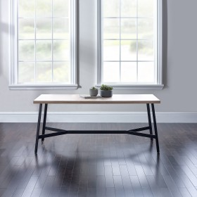Gota Large Dining Table - Oak