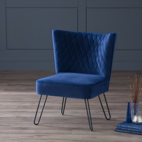 Tarnby Chair Midnight Blue