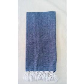 Orivesi Throw - Navy Blue
