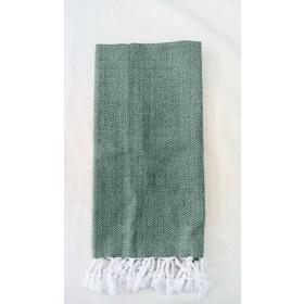 Orivesi Throw - Green