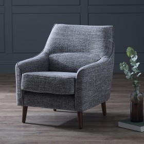 Harkan Armchair - Grey