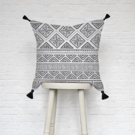 Meksi Print Cushion - Large