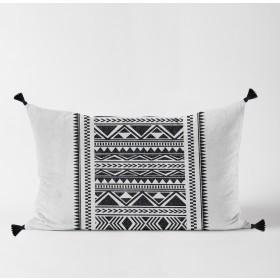 Meksi Print Cushion - SMALL