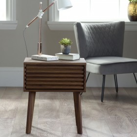 Copen Side Table - Walnut