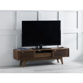 Copen TV Unit 150 Stand - Walnut