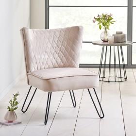 Tarnby Chair - Blush