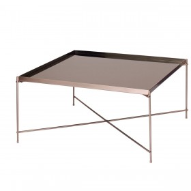 Oakland Copper Square Coffee Table