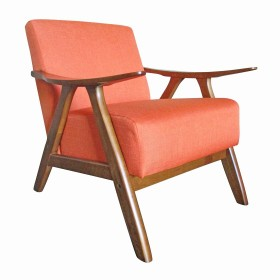 Hoff Chair - Orange