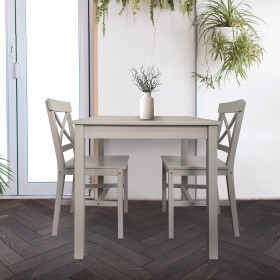 Malaren Dining Set - Table and 2 Chairs