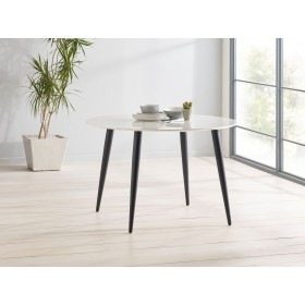 Lule Round Dining Table